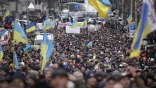 Αστυνομικοί τραυματίστηκαν σε διαδήλωση υπέρ της Ε.Ε.