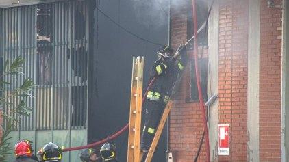 Επτά νεκροί από πυρκαγιά σε βιοτεχνία