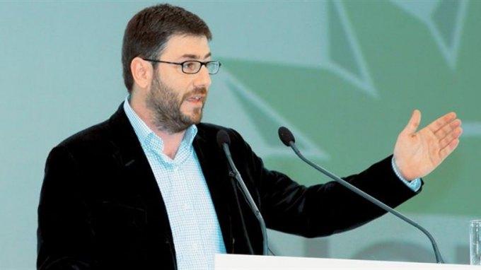 Ο Νίκος Ανδρουλάκης για την υποψηφιότητα τους στις Ευρωεκλογές