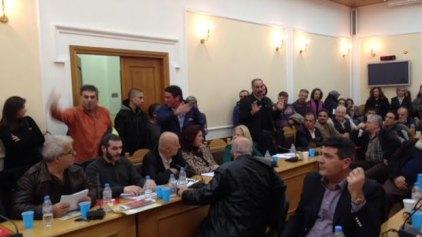 Ομόφωνα κατά της διαθεσιμότητας το Περιφερειακό Συμβούλιο