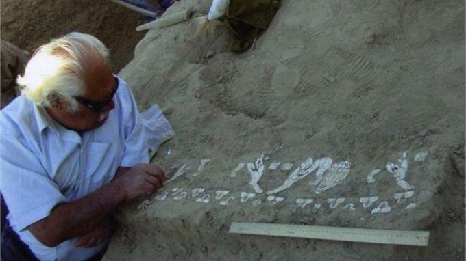 Πέθανε σε ηλικία 84 ετών ο αρχαιολόγος Βίκτωρ Σαρηγιαννίδης