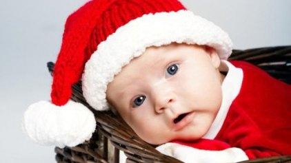 Γιορτές με το νεογέννητο μωρό σας!
