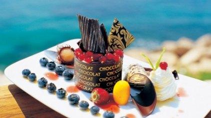 Mους Σοκολάτας με Γιαούρτι απο τον Executive Chef Τάσο Τόλη