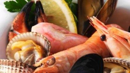 Σαλάτα θαλασσινών
