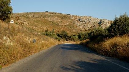 3ος δρόμος Επισκοπής-Μονής Αγκαράθου