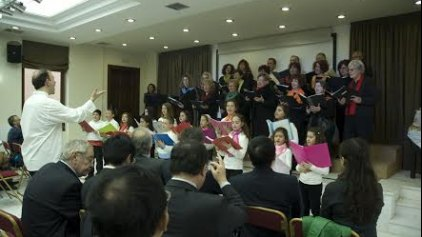Συγκίνηση στην εορταστική εκδήλωση στο Μουσείο Καζαντζάκη