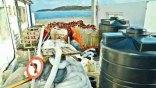 Με καταστροφή απειλούνται εξοπλισμός και υλικά απορρύπανσης