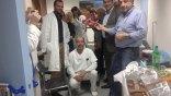 Με αισιοδοξία ο νέος χρόνος στο νοσοκομείο Ιεράπετρας