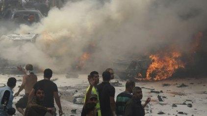 Τουλάχιστον τρεις νεκροί από έκρηξη