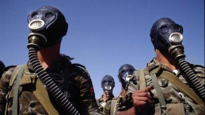 Καταστροφή των χημικών της Συρίας