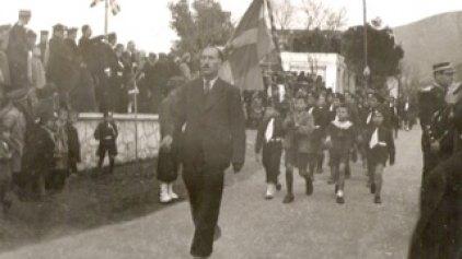 Το τραγούδι που γράφτηκε από ένα Έλληνα εκτοπισμένο στη Γερμανία το 1917