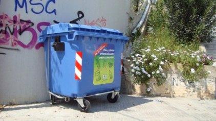 Εξακολουθεί να μη γίνεται ανακύκλωση