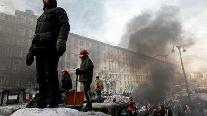 Μαίνονται τα επεισόδια στα σύνορα Ρωσίας - Ουκρανίας