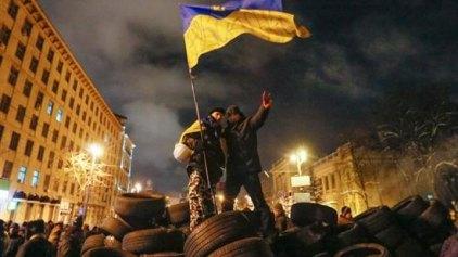 Επίθεση φιλορώσων ανταρτών σε Ουκρανικό πλοίο