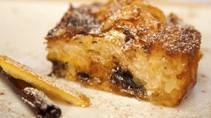Πατσαβουρόπιτα γλυκιά με σοκολάτα και γιαούρτι