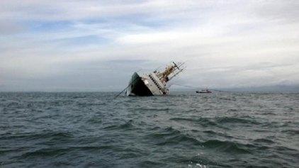 Ναυτική τραγωδία με 12 νεκρούς