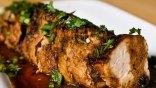 Χοιρινό ψαρονέφρι με σάλτσα κόκκινου κρασιού