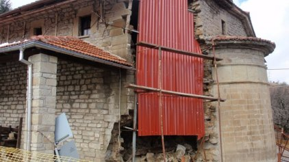«Έξυπνο» σύστημα ελέγχου κτηρίων μετά από καταστροφές