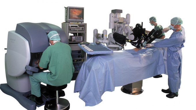 Με το βλέμμα στην... Ρομποτική χειρουργική