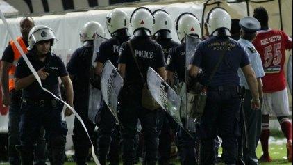 Αυστηρά μέτρα ασφαλείας στο ματς με Ολυμπιακό