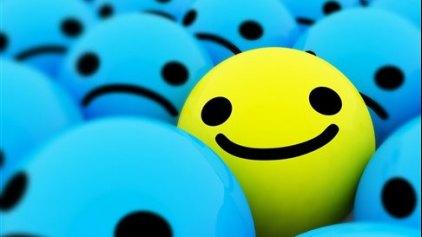 Ο εγκέφαλος βλέπει το : - ) σαν πραγματικό χαμόγελο!