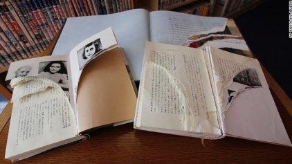 Έσκισαν «Ημερολόγια της Άννας Φρανκ» σε βιβλιοθήκες
