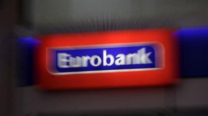 Ζημίες ανακοίνωσε η Eurobank για το 2013