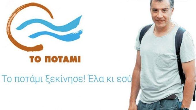 Ο Σταύρος Θεοδωράκης στο Ηράκλειο