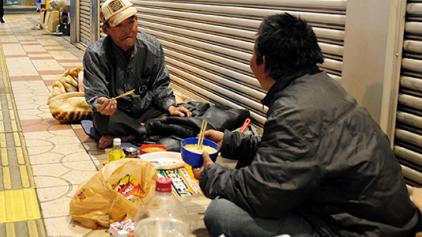 Στρατολογούν άστεγους να καθαρίσουν τη Φουκοσίμα