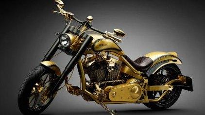 Η πιο ακριβή μοτοσικλέτα στον κόσμο