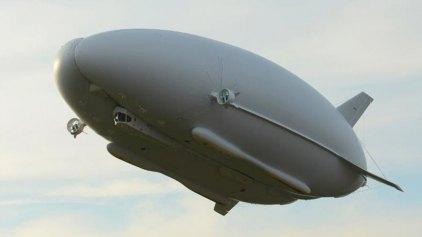 Στον αέρα το μακρύτερο «αερόπλοιο» στον κόσμο