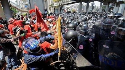 Ταϊλάνδη: Χιλιάδες διαδηλωτές κατά της Σιναουάτρα στην Μπανγκόκ