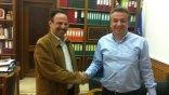 Ο Κώστας Βαρβεράκης υποψήφιος με το ψηφοδέλτιο του Σταύρου Αρναουτάκη