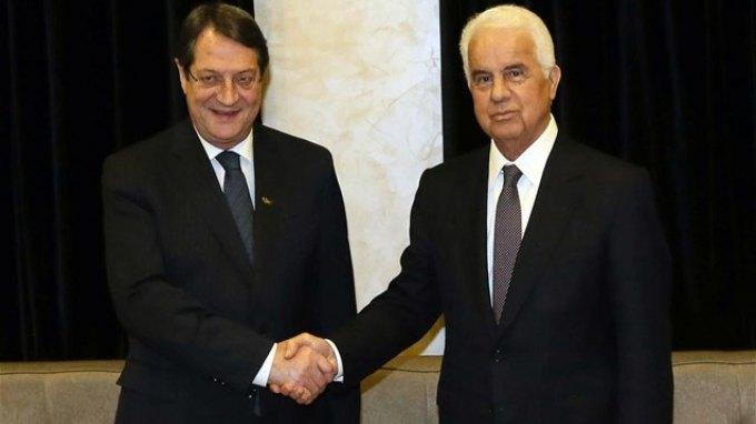 Τη Δευτέρα νέα συνάντηση Αναστασιάδη - Έρογλου