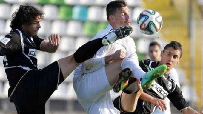 Τα γκολ και οι φάσεις της αναμέτρησης Λεβαδειακός - ΟΦΗ