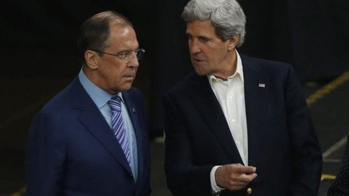 Συνάντηση Κέρι - Λαβρόφ για την Ουκρανία