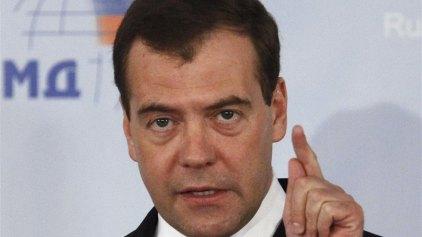 Στην Κριμαία ο Ρώσος πρωθυπουργός