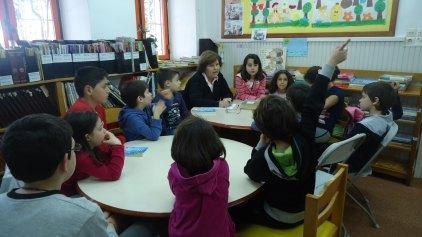 Μεγάλη η συμμετοχή παιδιών στις συναντήσεις της Παιδικής Λέσχης Ανάγνωσης της Δημοτικής Βιβλιοθήκης