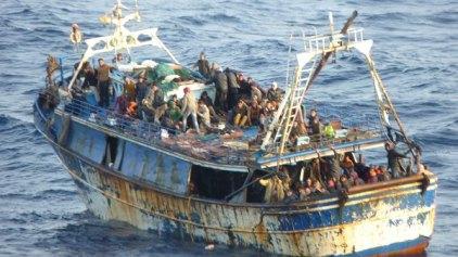 Ολοκληρώθηκε με επιτυχία η επιχείρηση διάσωσης ανοιχτά της Κρήτης