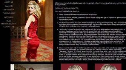 28χρονη μάζεψε 500.000 δολάρια πουλώντας την παρθενιά της