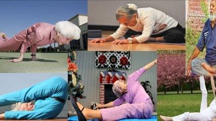 Γεννήθηκε το 1931 και παίρνει παραπεμπτικά για… καθημερινή γιόγκα
