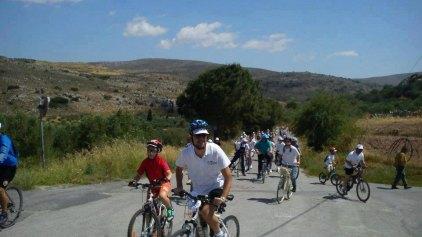 Την Κυριακή ο 4ος Ποδηλατικός Γύρος Πεδιάδας