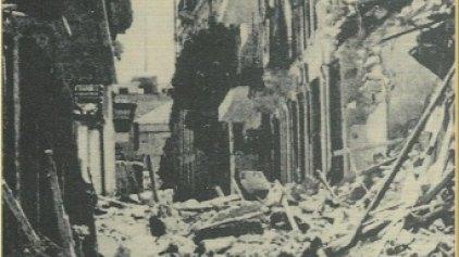 Το τέλος της Μάχης- Βομβαρδίζονται τα χωριά Θραψανό, Αρκαλοχώρι και Πεζά