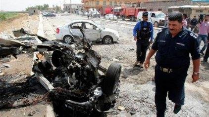 Δεκαοκτώ νεκροί από βομβιστική επίθεση στην έδρα κουρδικού κόμματος
