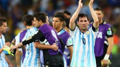 Δυσκολεύτηκε αλλά κέρδισε η Αργεντινή