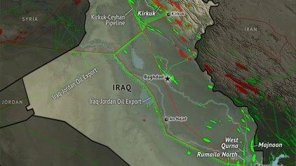 Νικητές της κρίσης του Ιράκ είναι οι Κούρδοι