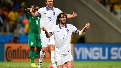 ΔΕΝ ΠΕΙΡΑΖΕΙ...Πάλεψε η Ελλάδα αλλά έχασε στα πέναλτι