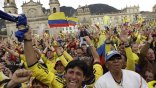 Κολομβία: Οκτώ νεκροί στη διάρκεια πανηγυρισμών για την πρόκριση στο Μουντιάλ