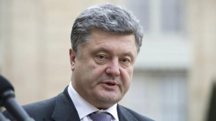 Ποροσένκο: Δεν τηρήθηκε η συμφωνία