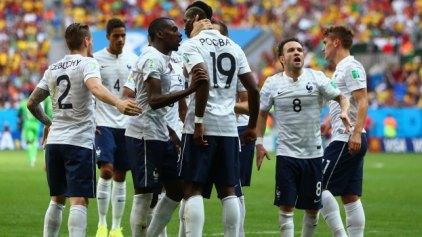 Πρόκριση με Πογκμπά για Γαλλία, 2-0 την Νιγηρία